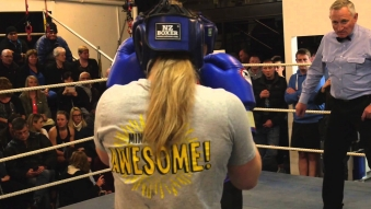 Embedded thumbnail for 1 More Round - Contenders Series 7 - Fight 3 - Hayley Miles vs Kaila Cobin