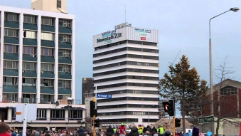 Embedded thumbnail for Demolition Day - Newstalk ZB - Demolition 2012