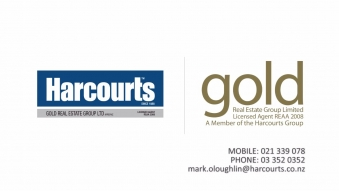 Embedded thumbnail for Mark O'Loughlin - Harcourts Gold