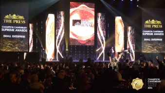 Embedded thumbnail for Champion Canterbury Business Awards 2016 - Highlights