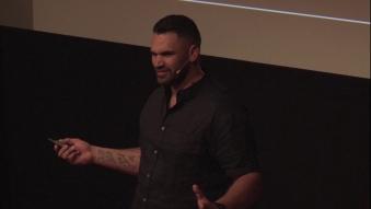 Embedded thumbnail for Real people, real talk, real change: Bros for Change   Jaye Pukepuke   TEDxYouth@AvonRiver