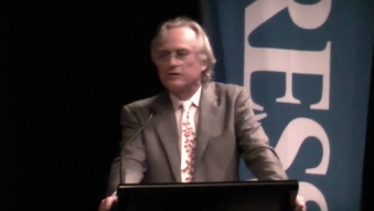 Embedded thumbnail for Richard Dawkins - The Greatest Show On Earth lecture - Part 3